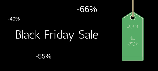 Reise-Angebote beim Black Friday 2013