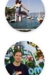 Cori und Flo Travel Pins Profilfoto