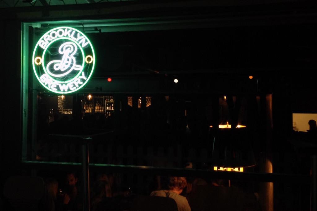 Brooklyn Bar am Hornstull Strand