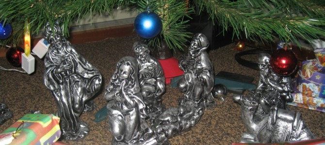 Weihnachten auf der anderen Seite der Welt