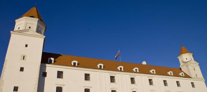 Ahoj Bratislava! 8 Stunden in der Hauptstadt der Slowakei