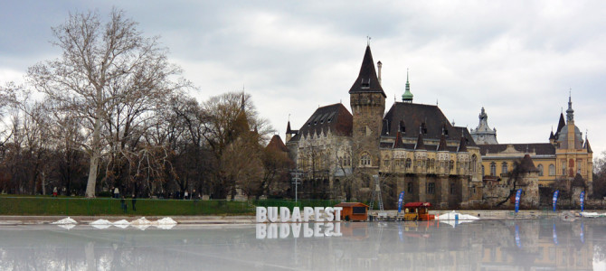 48 Stunden in Budapest