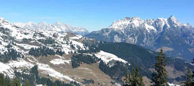 Bergfrühling in Salzburg