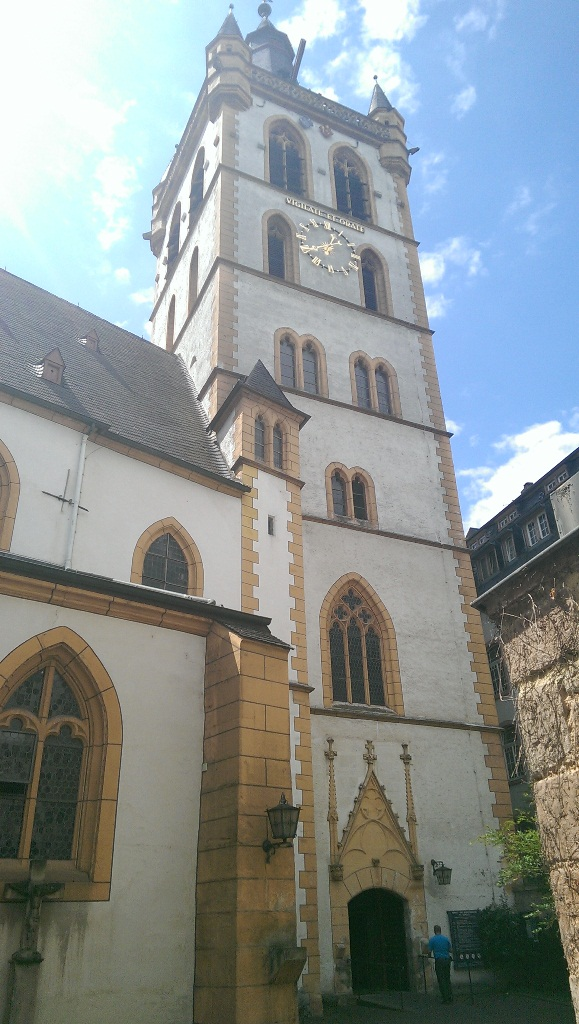 Markt- und Bürgerkirche St. Gangolf