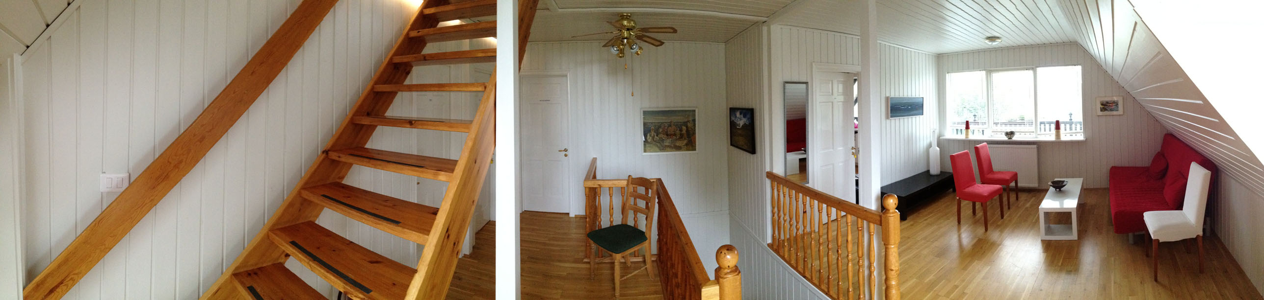 Unser Guesthouse in Selfoss
