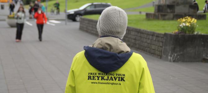 Free Walking Tour durch Reykjavík – ein InstaTrip für Insider