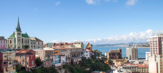Wie im Paradies: Zu Fuß durch Valparaiso