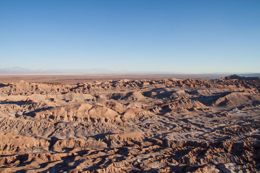 Im trockensten Wüstengebiet der Erde