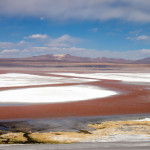 Laguna Colorada Bolivien