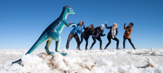 Salar de Uyuni – unterwegs zur größten Salzwüste der Welt