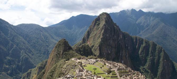 Mit dem Inca Rail nach Machu Picchu