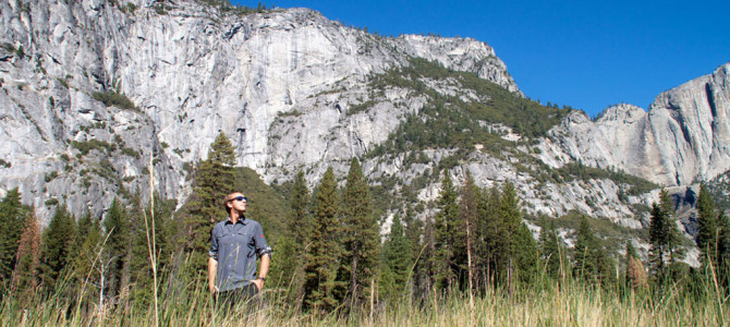 Yosemite National Park – Wanderung zum Mirror Lake