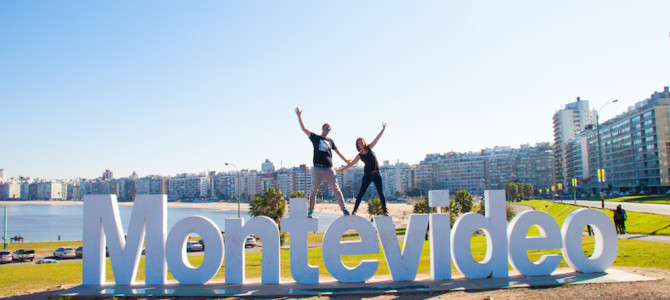 Weltreise als Paar