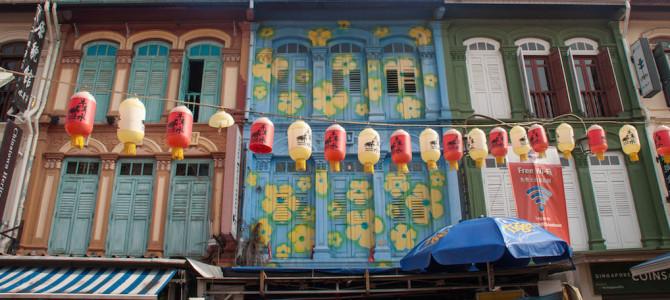 Singapur: Ein Rundgang durch das farbenfrohe Chinatown