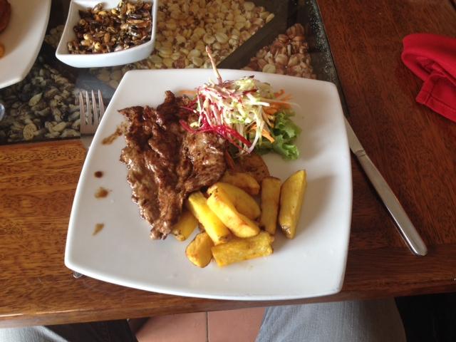 Alpaka-Filet: Mein #EpicFood Moment in Peru!