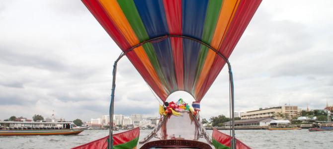 Thailand und die Sache mit den Farben