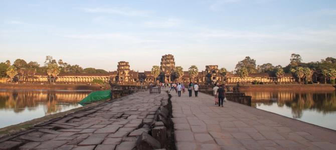 Angkor, what?! Reise in die beeindruckende Hauptstadt der Khmer in Kambodscha