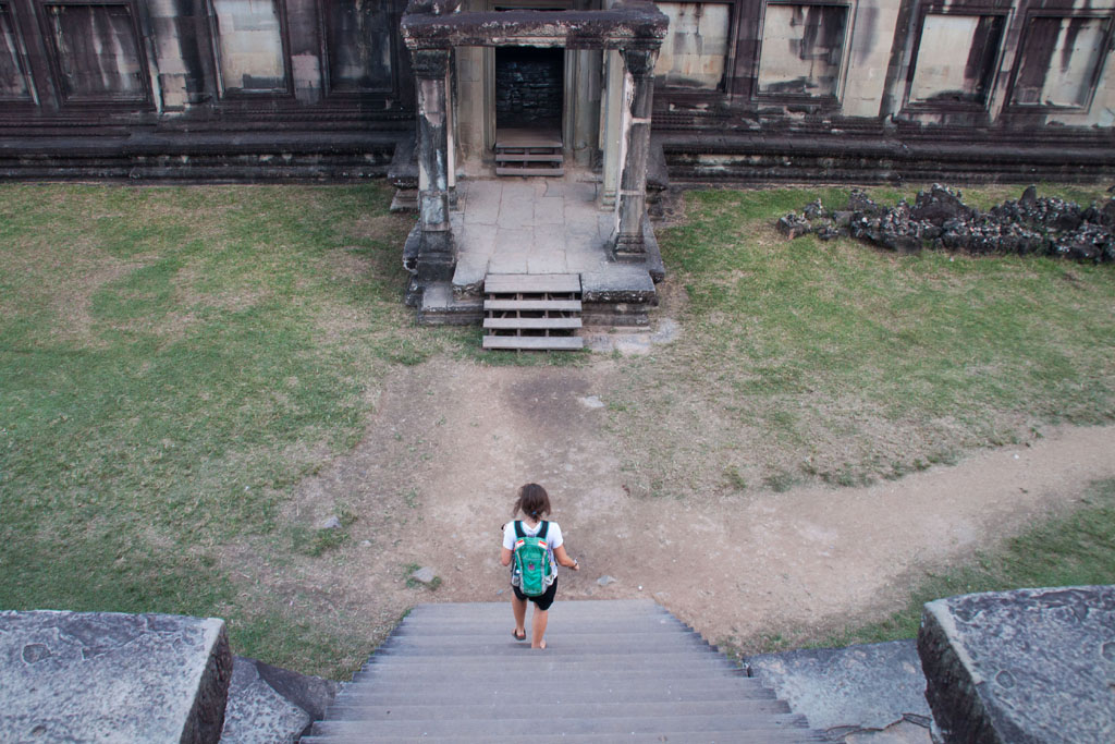 Angkor  What   Reise In Die Hauptstadt Der Khmer In