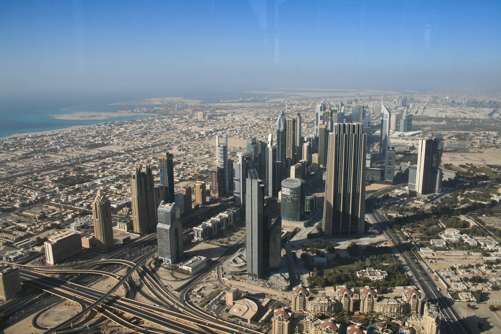 photo credit: Dubai Buildings via photopin (license)