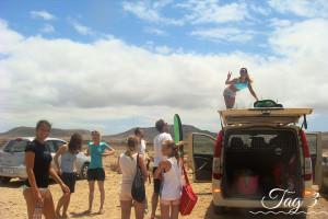 Tag 3 im Surfcamp