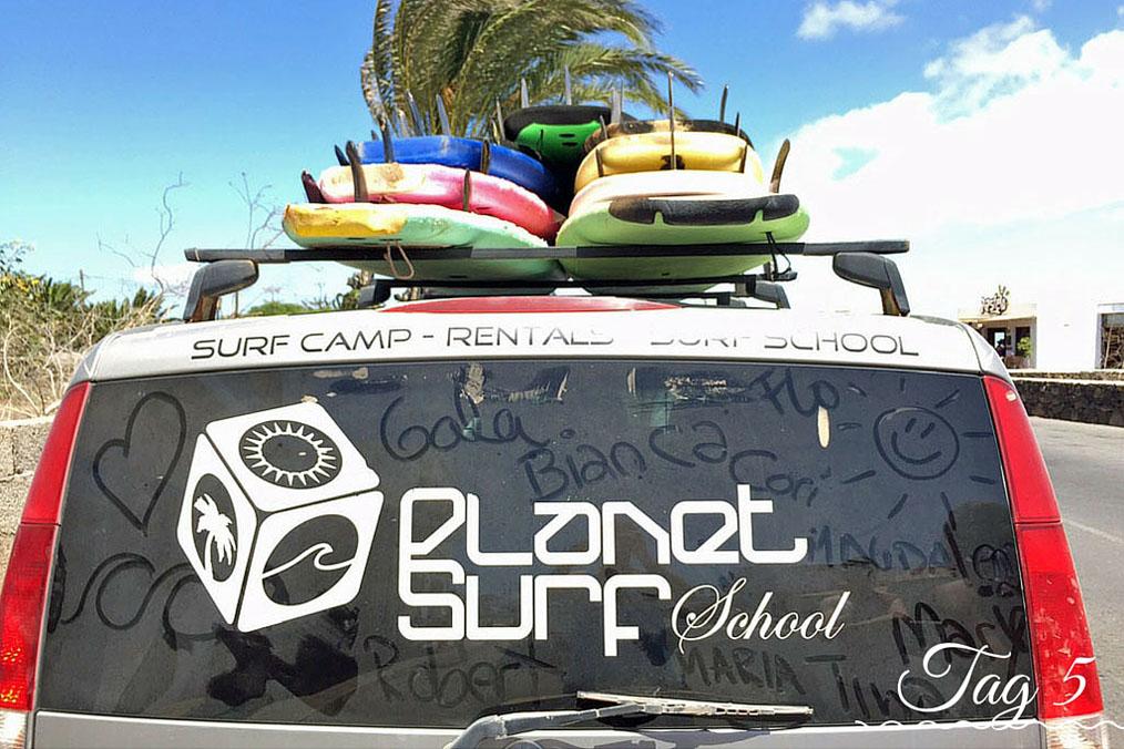 <h2>Tag 5 im Surfcamp</h2>