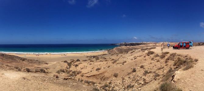Surfcamp auf Fuerteventura: Auf der Suche nach der perfekten Welle