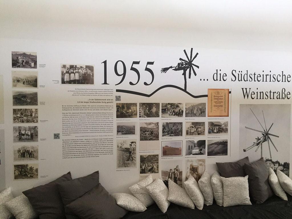 60 Jahre Südsteirische Weinstraße - das wird noch bis Ende 2015 groß gefeiert!