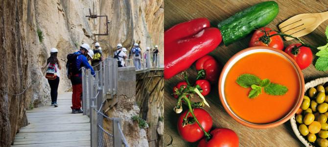 Aktiv und genussvoll reisen in Andalusien (Reiseplanung)
