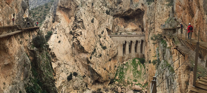 Caminito del Rey: Unterwegs am einst gefährlichsten Wanderweg der Welt