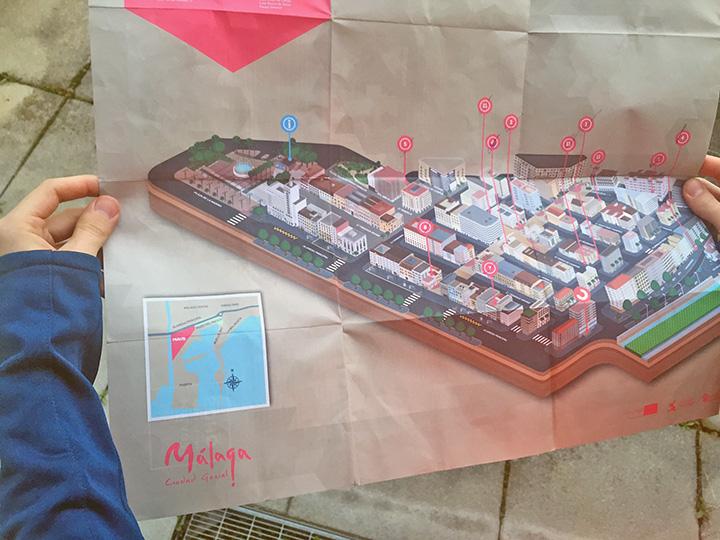 Die Karte gibt es auch online unter mausmalaga.com