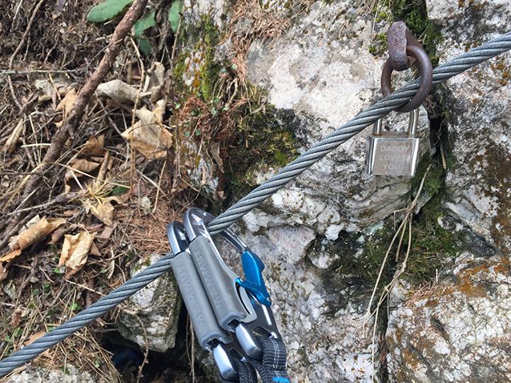 Klettersteig Hochlantsch : Hochlantsch klettersteig im grazer bergland travel