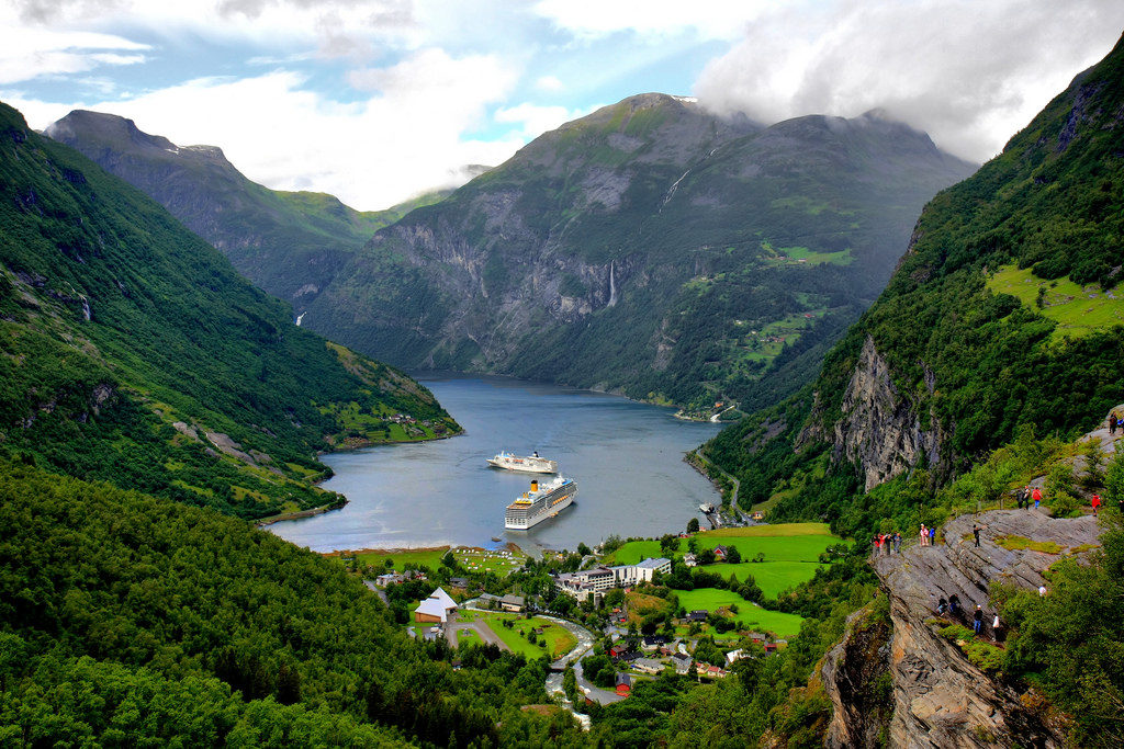 photo credit: Fjord Geiranger via photopin (license)