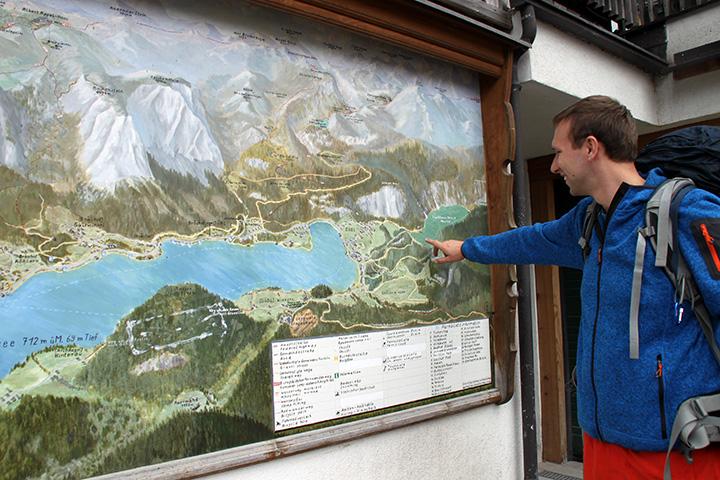 Vom Seehotel über Gößl bis zum Toplitzsee - ideal für eine Plättenfahrt!