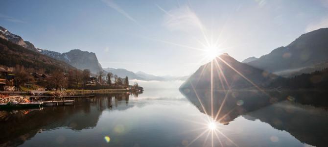 Urlaub am Steirischen Meer: Zu Gast im Seehotel Grundlsee