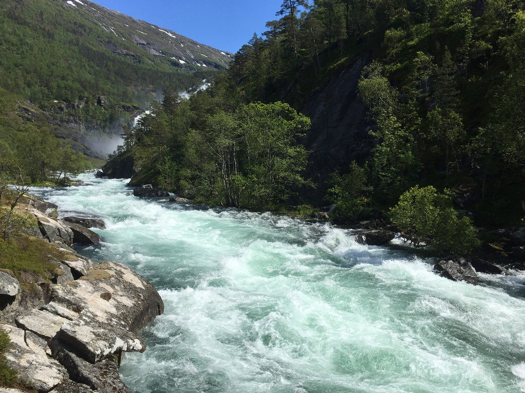 photo credit: Below Nyastølfossen via photopin (license)