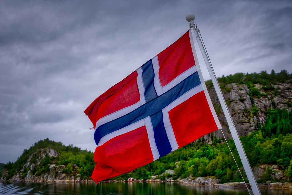photo credit: The flag of Norway via photopin (license)