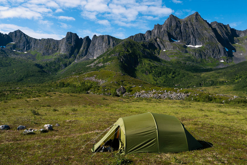 photo credit: The world's finest camping site? via photopin (license)