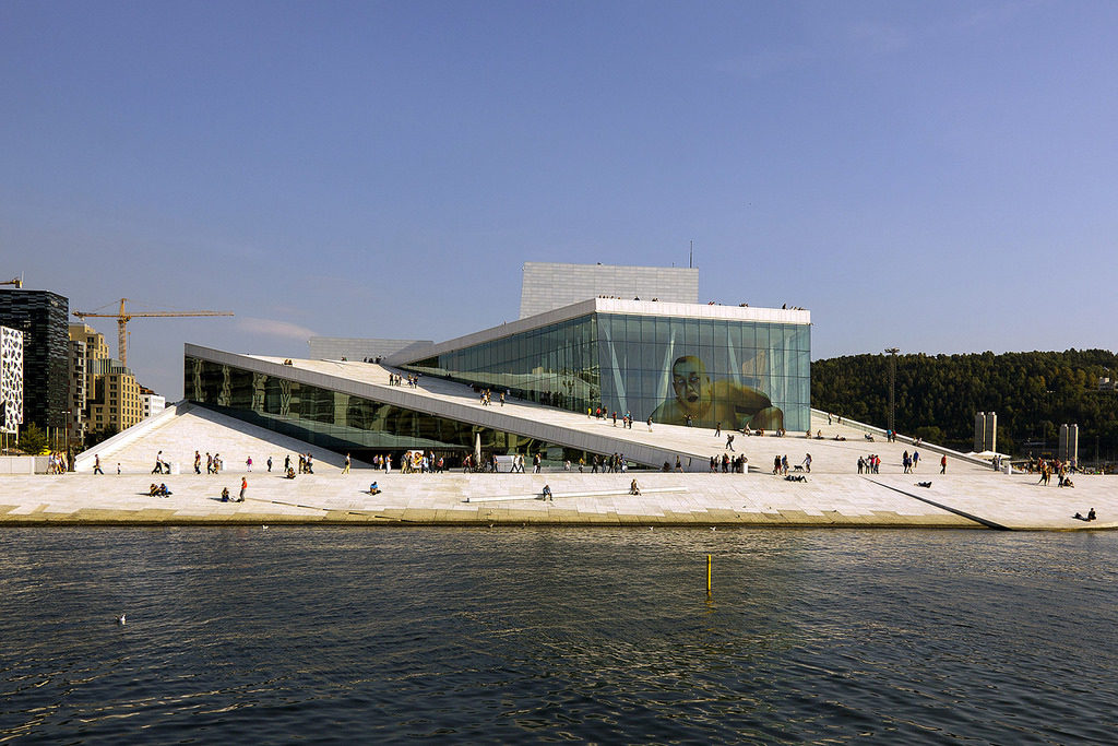 photo credit: Oslo Opera House via photopin (license)