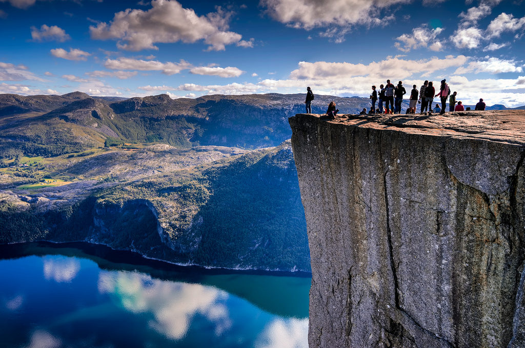 photo credit: Pulpit Rock via photopin (license)