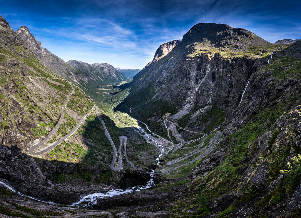 photo credit: Trollstigen - Rauma, Norway - Landscape photography via photopin (license)