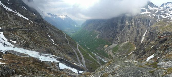 Trollstigen: Roadtrip entlang der abenteuerlichen Passstraße in Norwegen