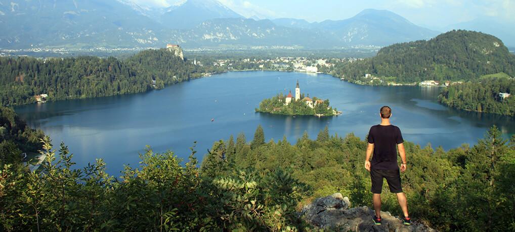 So macht Bled Sinn: 5 Aktivitäten rund um den Bleder See in Slowenien