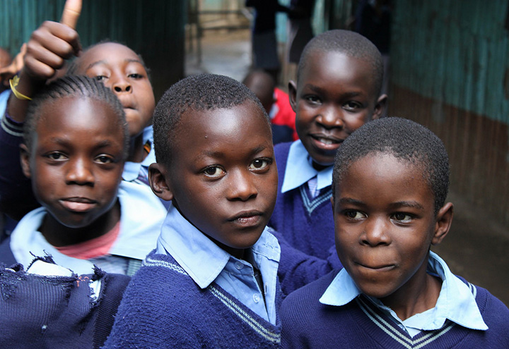 photo credit: PolandMFA Kenya - School in Mathare 04 via photopin (license)