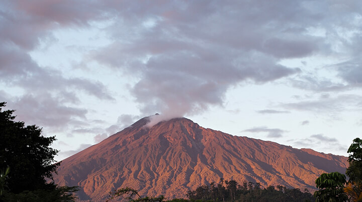 photo credit: romanboed Mount Meru at Sunset via photopin (license)