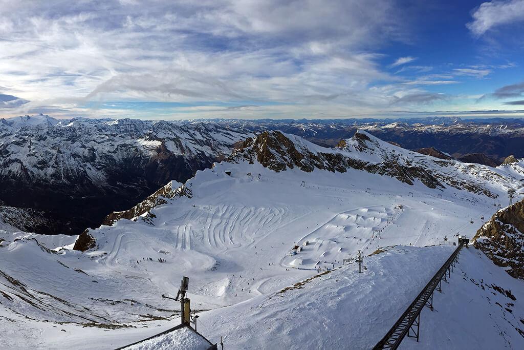 Kitzsteinhorn Gipfelstation