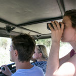 Tierbeobachtung auf Safari in Tansania