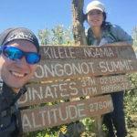 Mount Longonot Gipfel