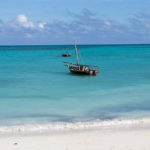 Traumstrand Nungwi Beach auf Sansibar