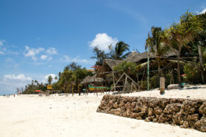 Kajibange Guesthouse auf Sansibar
