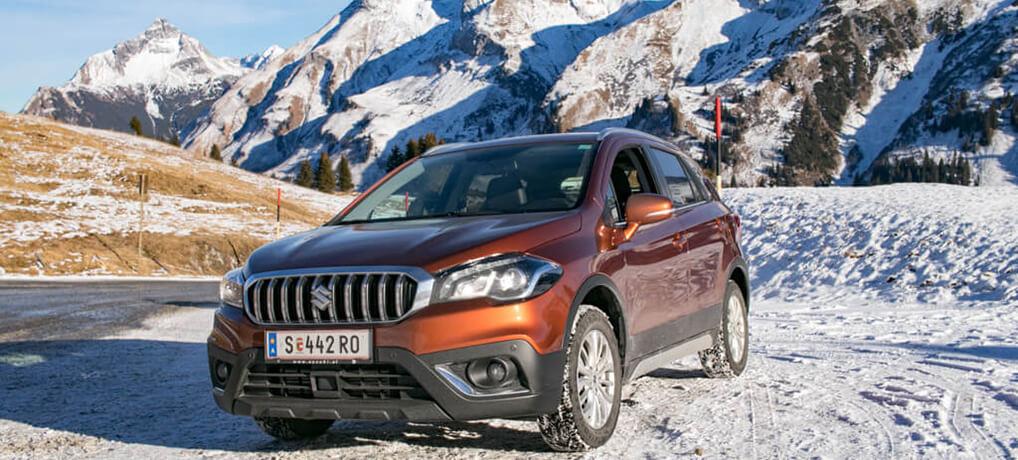 Roadtrip Vorarlberg Suzuki